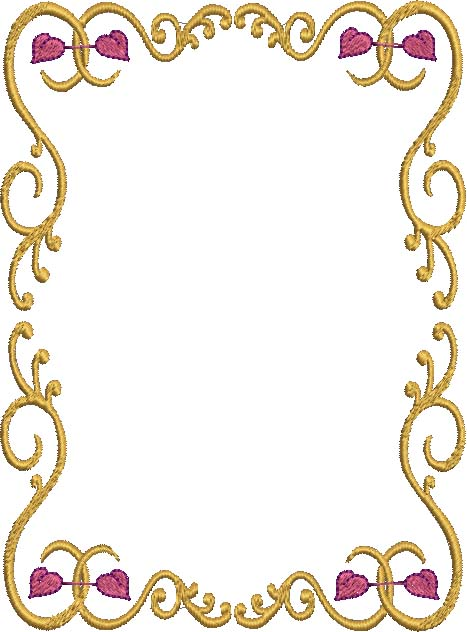 Beauty frames