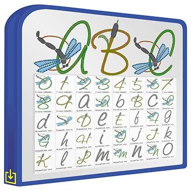 ABC Dragonfly