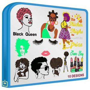 Afro Girl Vol.6