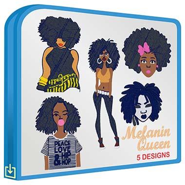 Afro Girl Vol.9