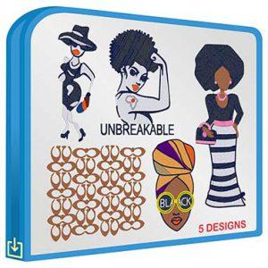 Afro Girl Vol.10
