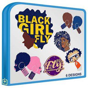 Afro Girl Vol.11