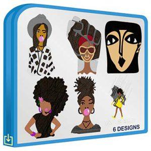 Afro Girl Vol.12