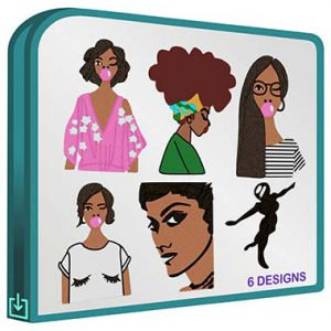 Afro Girl Vol.17