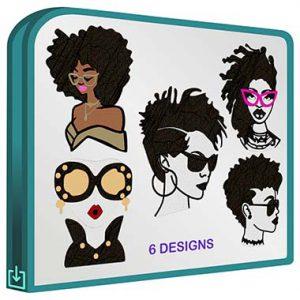Afro Girl Vol.18