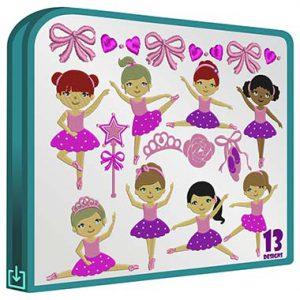 Ballet Dancers V2