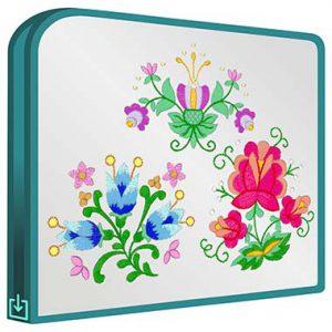 Beauty Flowers V1