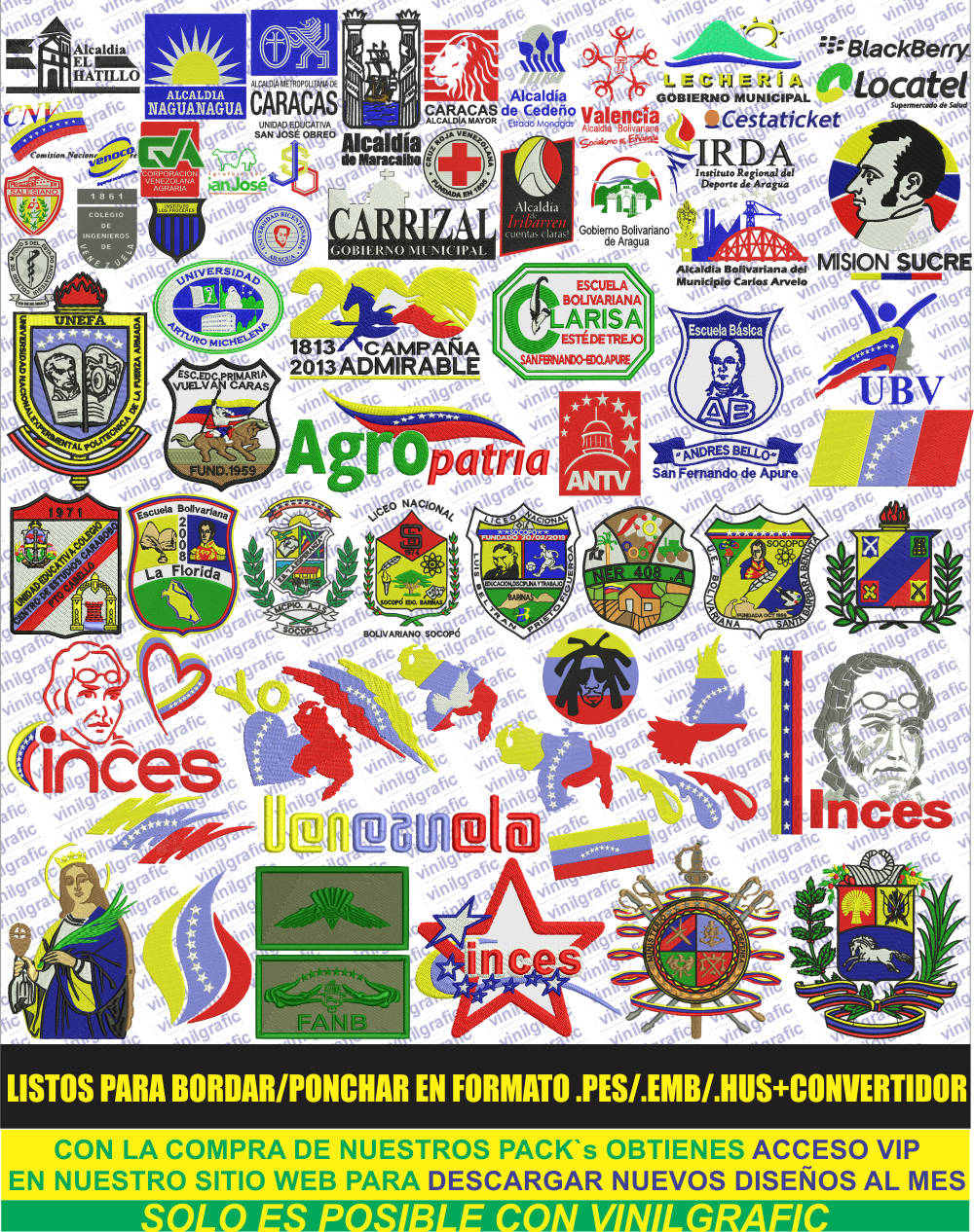 Embroidery Venezuela