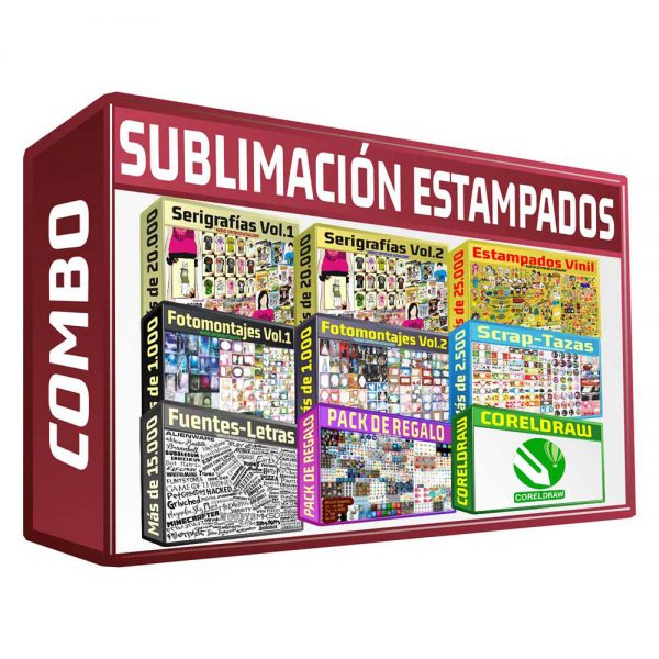 Sublimation Silk Screen 8Pk