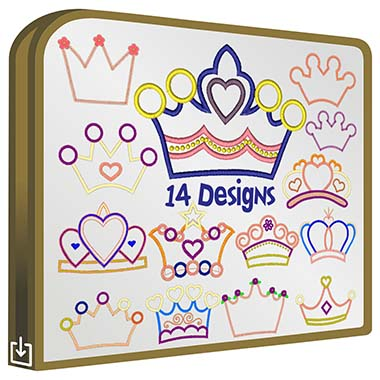 Crowns 14pk