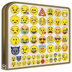 Emojis 58pk