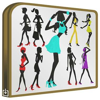 Fashion Girl V1