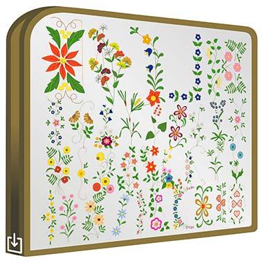 Floral Ornament V1