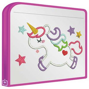 Unicorn Applique